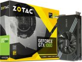 Zotac GeForce GTX 1060 Mini 1708/1506 6GB GDDR5 G-SYNC Vr Ready Video Card (Zotac: ZT-P10600A-10L)