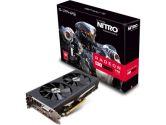 Sapphire NITRO+ Radeon RX 470 OC 1260MHZ 8G GDDR5 PCI-E 2XHDMI/DVI-D/2XDP w/ Backplate Graphic Card (SAPPHIRE: 11256-02-20G)