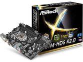 ASRock H81M-HDS R2.0 Intel LGA 1150 2XSATA3 4XUSB3.0 PCIe 2.0 x16 HDMI/DVI-D/D-SUB M-ATX Motherboard (ASRock: H81M-HDS R2.0)