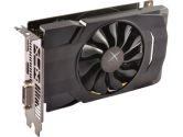 XFX Radeon RX 460 Single Fan 2GB GDDR5 True OC 1220MHZ PCI-E DP/HDMI/DVI Graphic Card (XFX: RX-460P2SFG5)