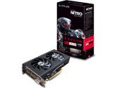 Sapphire Nitro Radeon RX 460 OC 1250MHZ 4G GDDR5 PCI-E HDMI/DVI-D/DP Backplate  Graphic Card (SAPPHIRE: 11257-02-20G)