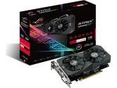ASUS Radeon RX 460 ROG Strix 4GB OC Edition 1236/1256 MHz 4GB 7000 MHz GDDR5 HDMI DP Video Card (ASUS: STRIX-RX460-O4G-GAMING)