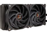 Xigmatek Scylla 240 AIO Liquid Cooling 2X120MM PWM Fans 2011/1366/1156/1155/1151 AM2/FM1/2 (Xigmatek: EN8620)