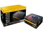 Thermaltake Toughpower Dps G RGB 80 Plus Gold 750W Power Supply (Thermaltake: PS-TPG-0750DPCGUS-R)