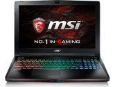 MSI GE62VR Apache Pro i7 6700HQ 16GB 128GB SSD 1TB 15.6in FHD IPS GTX1060 6GB Win10 Gaming Laptop (MSI: GE62VR 6RF-004CA)