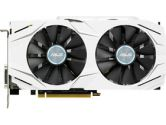 ASUS GeForce GTX 1060 3GB DUAL-FAN OC Edition VR Ready Dual HDMI DP 1.4 Gaming Graphics Card (ASUS: DUAL-GTX1060-O3G)