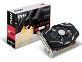 MSI Radeon RX 460 OC 1210MHZ 2GB 7GHZ DP HDMI DVI PCI-E Video Card (MSI: Radeon RX 460 2G OC)