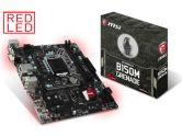MSI B150M Grenade mATX LGA1151 B150 DDR4 SATA3 M.2 1PCI-E16 2PCI-E1 USB3.1 Motherboard (MSI: B150M GRENADE)