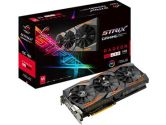 ASUS Radeon RX 480 ROG Strix 1266 MHz 8GB GDDR5 DP HDMI Video Card (ASUS: STRIX-RX480-8G-GAMING)