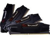 G.SKILL Ripjaws V 64GB  DDR4-3200 CL16-18-18-38 1.35V 288PIN Dual Channel Memory Kit - Black (G.Skill: F4-3200C16Q-64GVK)