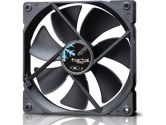 Fractal Design Dynamic X2 Series GP-14 140mm LLS bearing Cooling Fan 1000RPM 68.4CFM 18.9DBA - Black (Fractal Design: FD-FAN-DYN-X2-GP14-BK)
