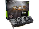 EVGA GeForce GTX 1060 SSC Gaming ACX 3.0 1607/1835 MHz 6GB GDDR5 LED Precision Xoc Video Card (eVGA: 06G-P4-6267-KR)