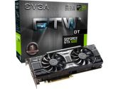 EVGA GeForce GTX 1060 FTW+ DT Gaming ACX 3.0 1506/1708 MHz 6GB GDDR5 LED Precision Xoc Video Card (eVGA: 06G-P4-6366-KR)
