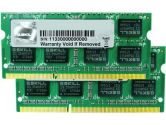 G.SKILL Apple 8GB  DDR3-1600 CL11-11-11 1.5V 204PIN SODIMM Memory for iMac MacBook Pro (G.Skill: FA-1600C11D-8GSQ)