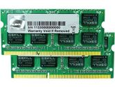 G.SKILL Apple 16GB  DDR3-1600 CL11-11-11 1.5V 204PIN SODIMM Memory Kit for iMac MacBook Pro (G.Skill: FA-1600C11D-16GSQ)