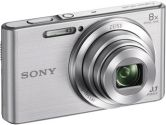 SONY CYBER-SHOT W830B CAMERA + 32GB ULTRA FLASH (Sony: DSCW830B-K)