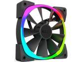 NZXT Aer RGB120 120mm RGB Case Fan 500-1 500 RPM 20�61.4CFM 22�31DBA 4-PIN PWM (NZXT: RF-AR120-B1)