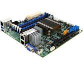 Supermicro X10SDV-4C-TLN2F Intel D-1520 Fcbga 1667 DDR4 SATA USB Mini-ITX Motherboard (SuperMicro: MBD-X10SDV-4C-TLN2F-O)