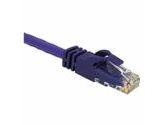 Cables To Go 14FT CAT6 PATCH CABLE PURPLE (CABLES TO GO: 27804)