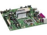 Intel 10PK MBTX MBD S775 DDR2 SATA-R VID PCIE 1394 FETH (Intel: BLKD945GCZLRPAK10)
