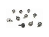 Cables Unlimited Case Thumb Screws Chrome 10 Pack (Cables Unlimited: CON-6050)