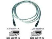 Belkin 6 ft. FireWire Cable (Belkin Components: F3N402-06-ICE)