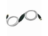 CABLES UNLIMITED 8 ft. Easy Transfer Cable for Windows Vista (Cables Unlimited: USB-1400-08)
