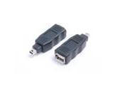 StarTech.com IEEE-1394 Firewire 4-6 Adapter 4PINM/6PINF (StarTech.com: FIRE46MF)
