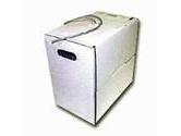Belkin 1000ft Bulk 10/100BT CAT5 Solid 24 AWG PVC Gray (Belkin Components: A7L504-1000)