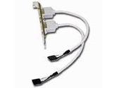 """BELKIN 6"""" USB Pro Series Motherboard Cable Model F3U001 (Belkin Components: F3U001)"""