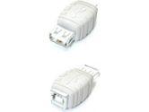 StarTech.com STARTECH  USB gender changer - 4 pin Type A B (STARTECH.COM: GCUSBABFF)