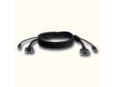 Belkin Video/usb Cable Usb-A/hd15-Hd15/usb-B (Belkin Components: F3X1962B15)