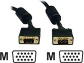 TRIPP LITE  100FT SVGA MONITOR CABLE W/ RGB COAX HD15M/M (Tripp Lite: P502-100)
