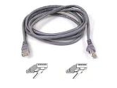 Belkin CAT6 RJ-45M to Snagless 25' cable (Belkin Components: A3L980-25-S)