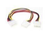 "StarTech 9"" Power Y-splitter Cable (StarTech.com: PYO2L)"