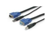 StarTech 6 ft. 2-in-1 USB KVM Cable (StarTech.com: SVUSB2N1_6)