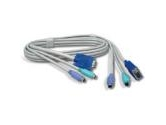 TRENDnet 6 ft. KVM Cable (male-to-male) (TRENDnet: TK-C06)