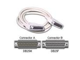Cables To Go 10ft IEEE 1284 AA PAR Printer DB25M/DB25F (CABLES TO GO: 06100)