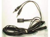 PLANTRONICS 28959-01 Cable to Dual 3.5mm (Plantronics: 28959-01)