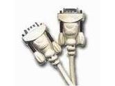 Belkin 6ft Mouse/MON/PRNT Extension DB9M/DB9F Thumbscrews (Belkin Components: F2N209-06-T)
