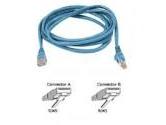 BELKIN A3L791-50-BLU-S 50 ft. Network Cable (Belkin Components: A3L791-50-BLU-S)