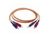 Cables To Go 1M Fiber Cable SC/SC 62.5/125 Multimode Duplex PVC (CABLES TO GO: 09113)