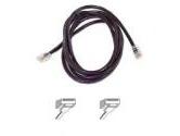 Belkin UTP Cable  RJ-45 /RJ-45 (Belkin Components: A3L791-10-BLK)