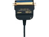Tripp Lite 6ft USB/IEEE 1284 PAR Printer Adapter USBA/CENT36M Gold CONN (Tripp Lite: U206-006-R)