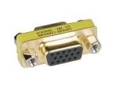 Tripp Lite Compact Gender Changer HDDB15F/HDDB15F Gold CONN (Tripp Lite: P160-000)