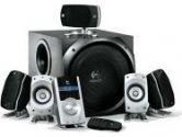 Logitech Z-5500 5.1 Speaker (Logitech: 970115-0403)