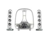 JBL SOUNDSTICKSII 40 watts 2.1 Clear Speaker System (ERIKSON: SOUNDSTICKSII)