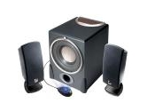 Cyber Acoustics A-3780RB 2.1 Speaker System (Cyber Acoustics: A-3780RB)