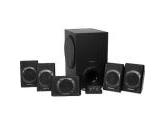 Creative Inspire P5800 5.1 Speakers System 72W Black (Creative Labs: 51MF4050AA001)