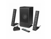 ALTEC LANSING PT6021 58 Watts 2.1 Slim Flat Panel Speakers (Plantronics: PT6021)